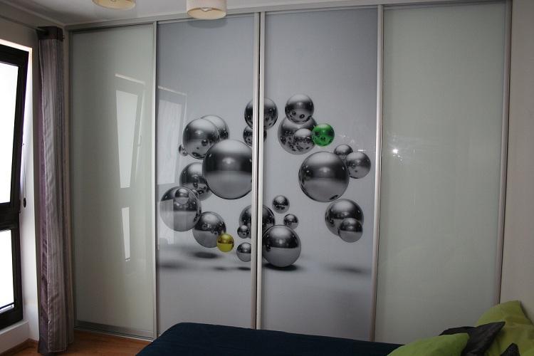 Drzwi Z Fototapeta Meble Na Wymiar Zabudowa Wnek Kuchnie